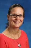 This is a picture of our Vice-Principal, Jennifer Crawford.